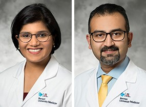 Two New Internal Medicine Specialists Join Faculty as UA